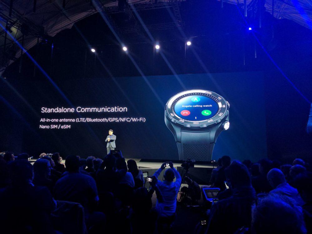 Huawei Watch 2 - NanoSIM - eSIM