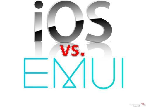iOS EMUI