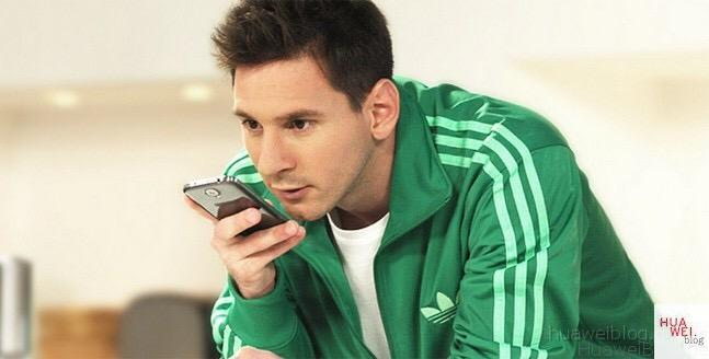 Markenbotschafter Huawei Lionel Messi