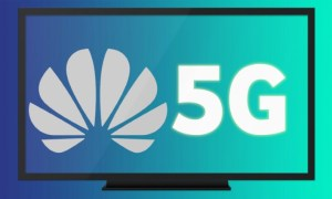 Huawei TV really has a play: 5G, 8K