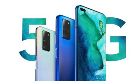 Honor V30 5G and Honor V30 Pro 5G