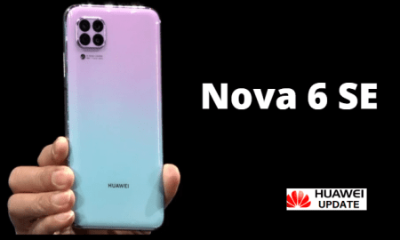 Huawei Nova 6 SE launched