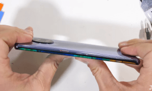 Huawei Mate 30 Pro durability test