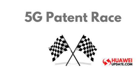 5G Patent Race