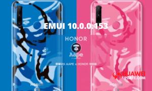 Honor 20i AAPE Edition EMUI 10