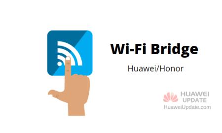 How to use Wi-Fi Bridge