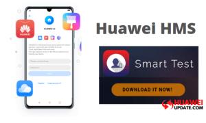 Huawei HMS Smart Test