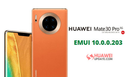 Huawei Mate 30 Pro 5G EMUI 10