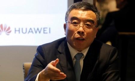 Huawei Technologies Chairman Liang Hua