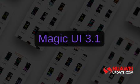 Honor Magic UI 3.1