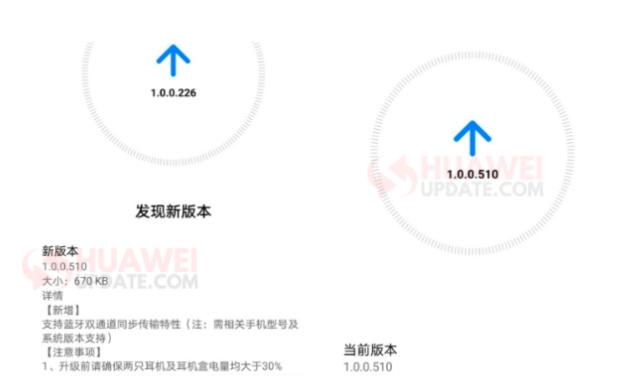 Huawei Freebuds 3 new 1.0.0.510 update-2