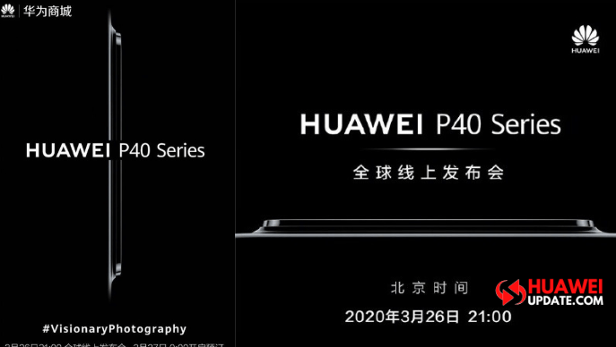 Huawei P40 Pro Camera Poster official