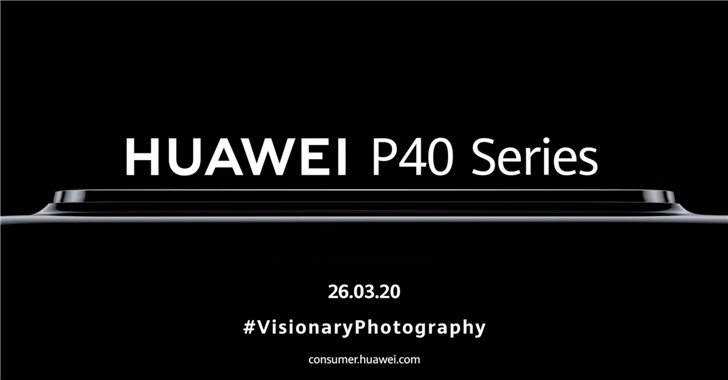 Huawei P40 Series Official Date