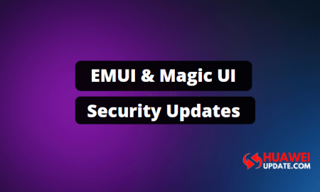 March 2020 EMUI security patch