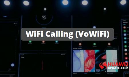 WiFi calling (VoWiFi)