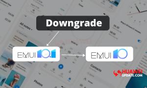 Downgrade EMUI 10.1 to EMUI 10.0 Tutorial