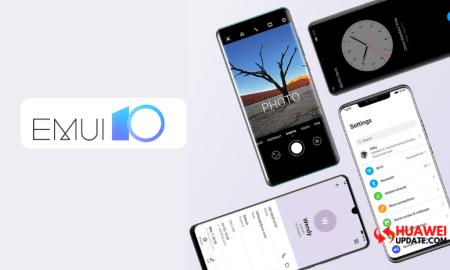 EMUI 10 update in Open market
