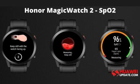 Honor MagicWatch 2 SpO2