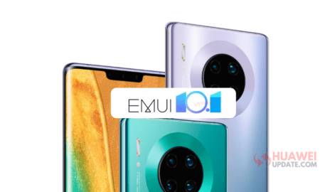 Huawei Mate 30 series EMUI 10.1 beta