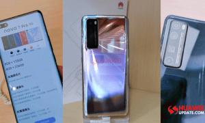 Huawei Nova 7 Series Preview