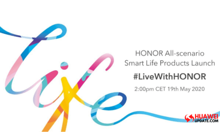 Honor All Scenario Smart Life Products Launch event