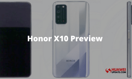 Honor X10 Preview