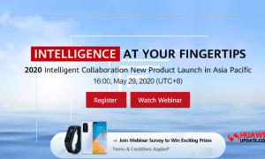 Huawei 2020 Intelligent Collaboration