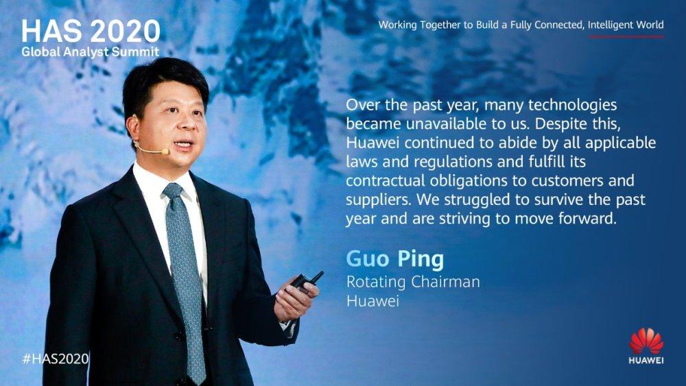 Huawei HAS 2020 Global Analyst Summit