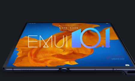 Huawei Mate X and Mate Xs EMUI 10.1