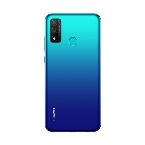 Huawei P Smart 2020 Aurora Blue - Back Side