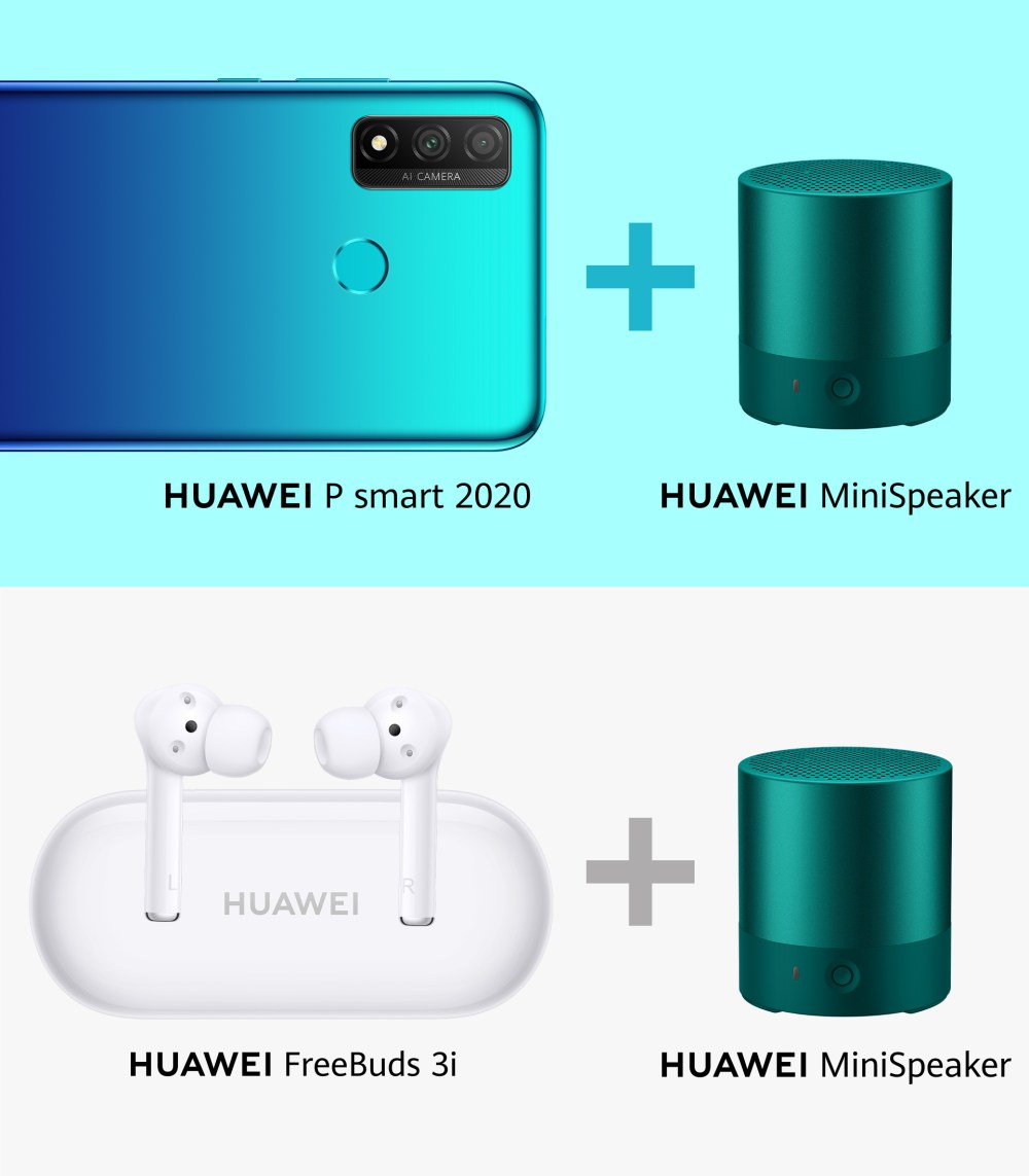 Huawei P Smart 2020 Deal Germany