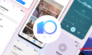 Huawei P20 Pro and Mate 10 EMUI 10 update