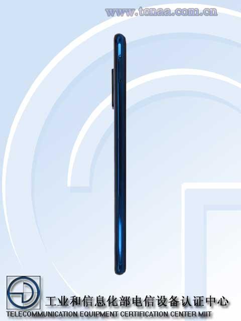 Honor X10 Max TENAA-3