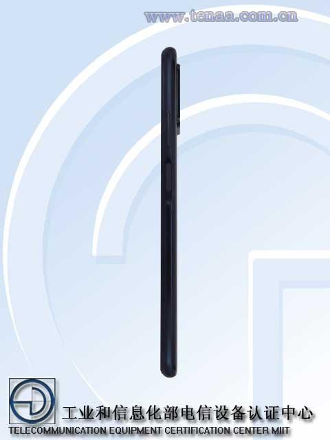 Honor X10 Max TENAA-4