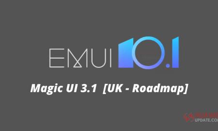 Huawei EMUI 10.1 update 2020 schedule for UK