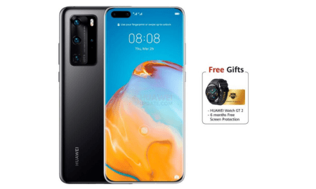 Huawei P40 and P40 Pro 5G