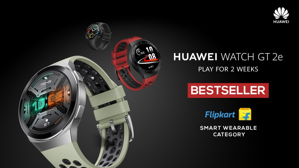 Huawei Watch GT 2e Review - FlipKart