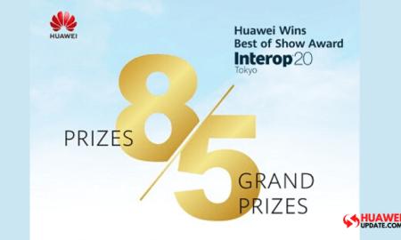 Huawei Wins 8 Awards