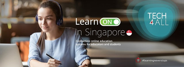 Huawei virtual AI Academy in Singapore