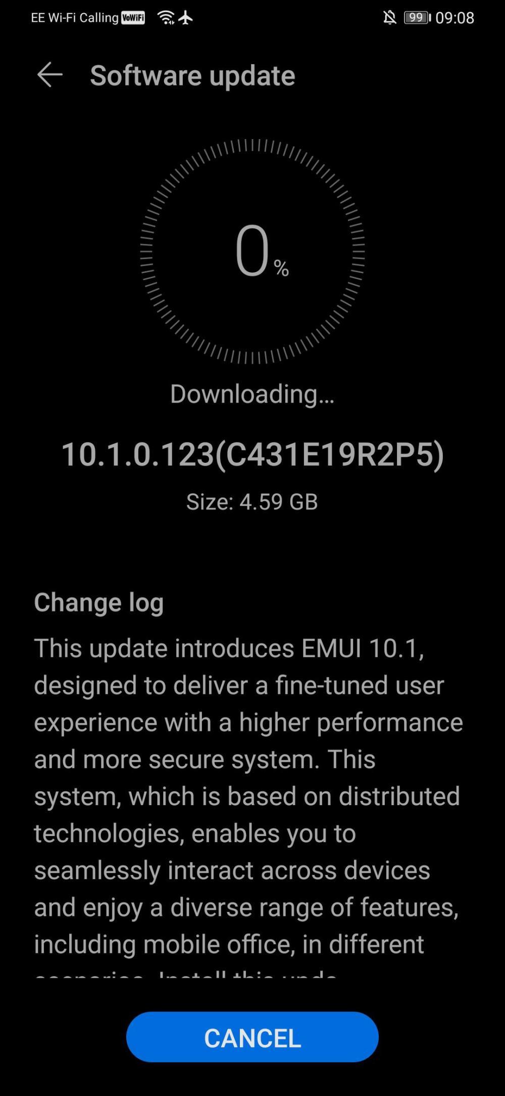 Unlocked UK Huawei P30 Pro