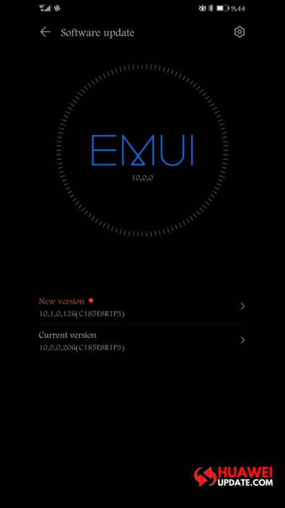 EMUI 10.1 P30 Pro Kuwait Middle East