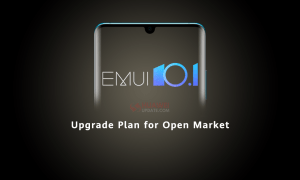 EMUI 10.1 update plan for Europe, Asia, Russia and Latin America open market