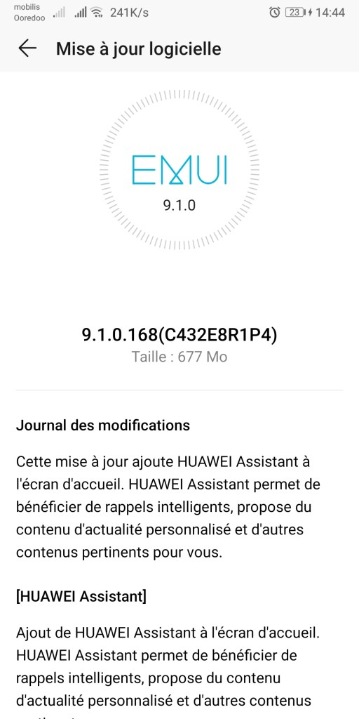 Honor 9 Lite EMUI 9.1.0.168