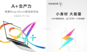 Honor MagicBook Series Ruilong Edition