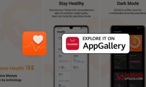 Huawei Health App Update