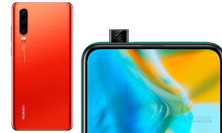Huawei P Smart Z and P30