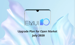 July 2020 EMUI 10 progress report