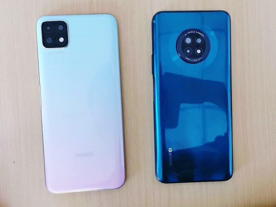 Huawei Enjoy 20 and 20 plus
