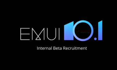 EMUI 10.1 Internal beta