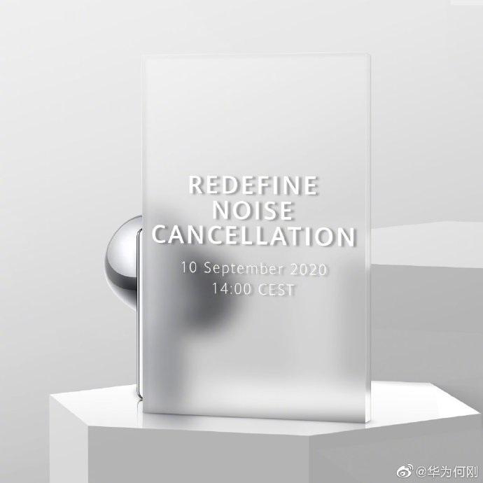 Huawei FreeBuds Pro leak 1